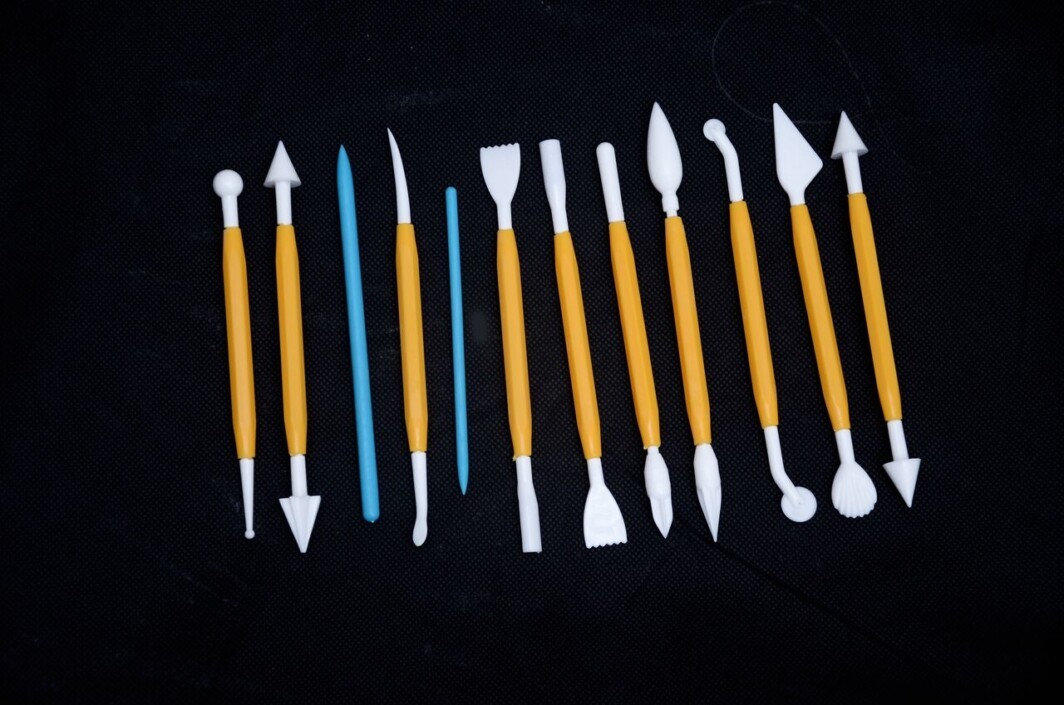 Asint 11 Pc Clay Modelling Tools Set-0