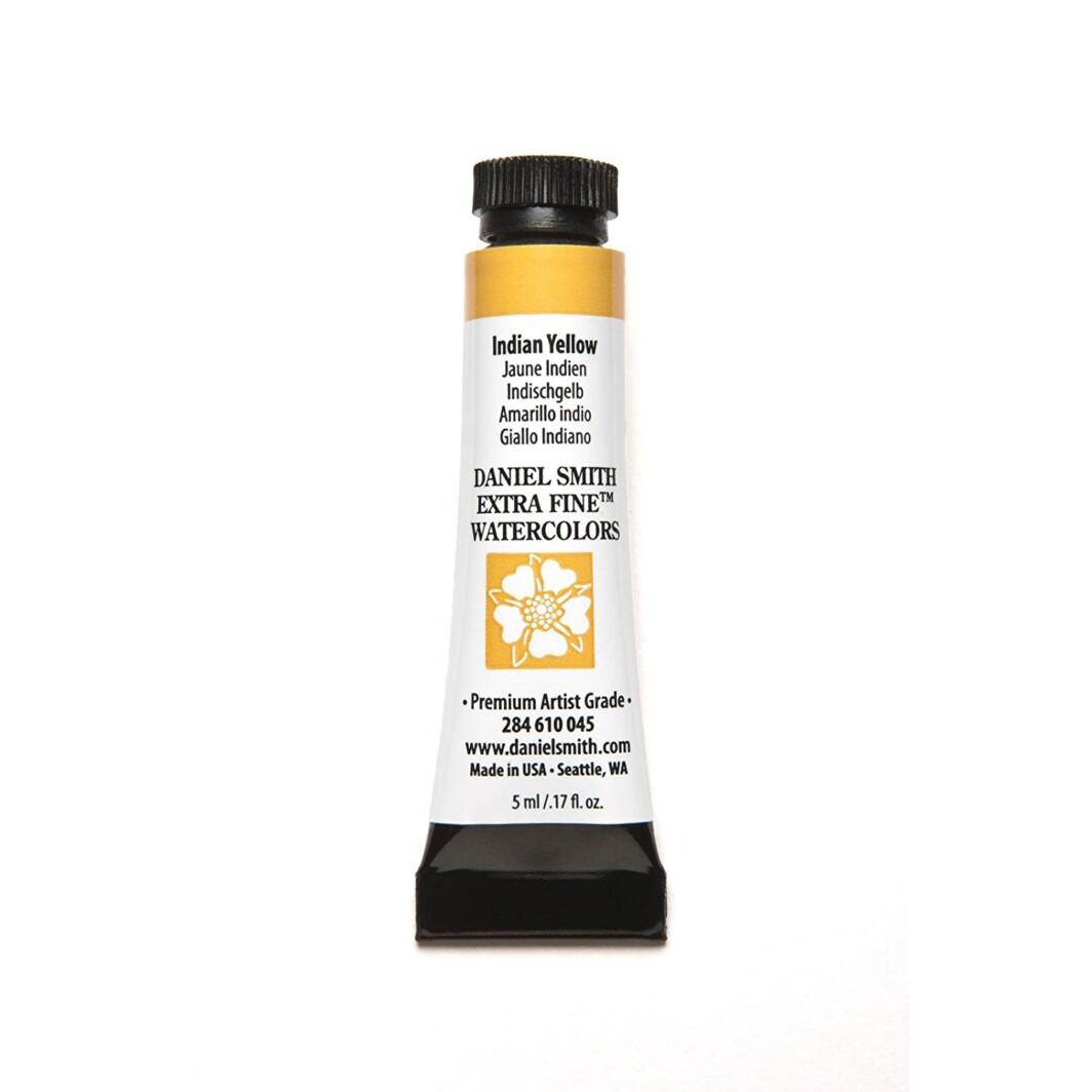 Daniel Smith original Watercolors Tube, 5ml, Indian Yellow-0