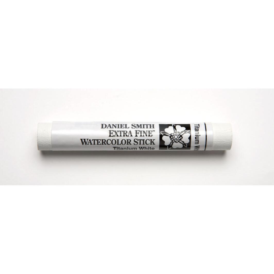 Daniel Smith original Watercolor Stick 12ml Paint , Titanium White-0