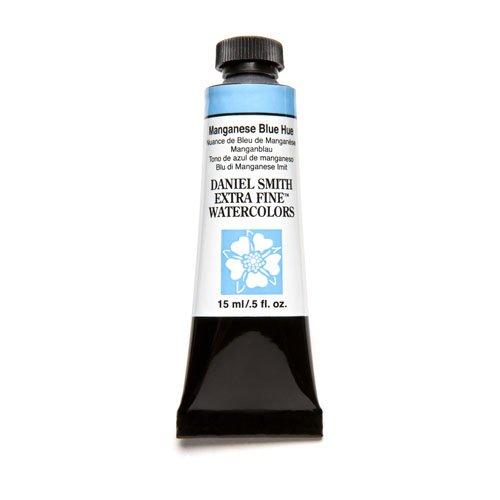 Daniel Smith Extra-Fine Watercolor 15ml Tube - Manganese Blue Hue-0