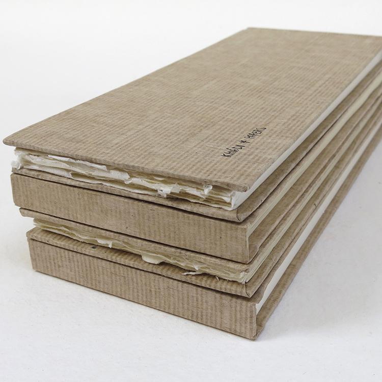 Khadi Paper Hardbound Sketchbook Long Smooth HB5LWS-4742
