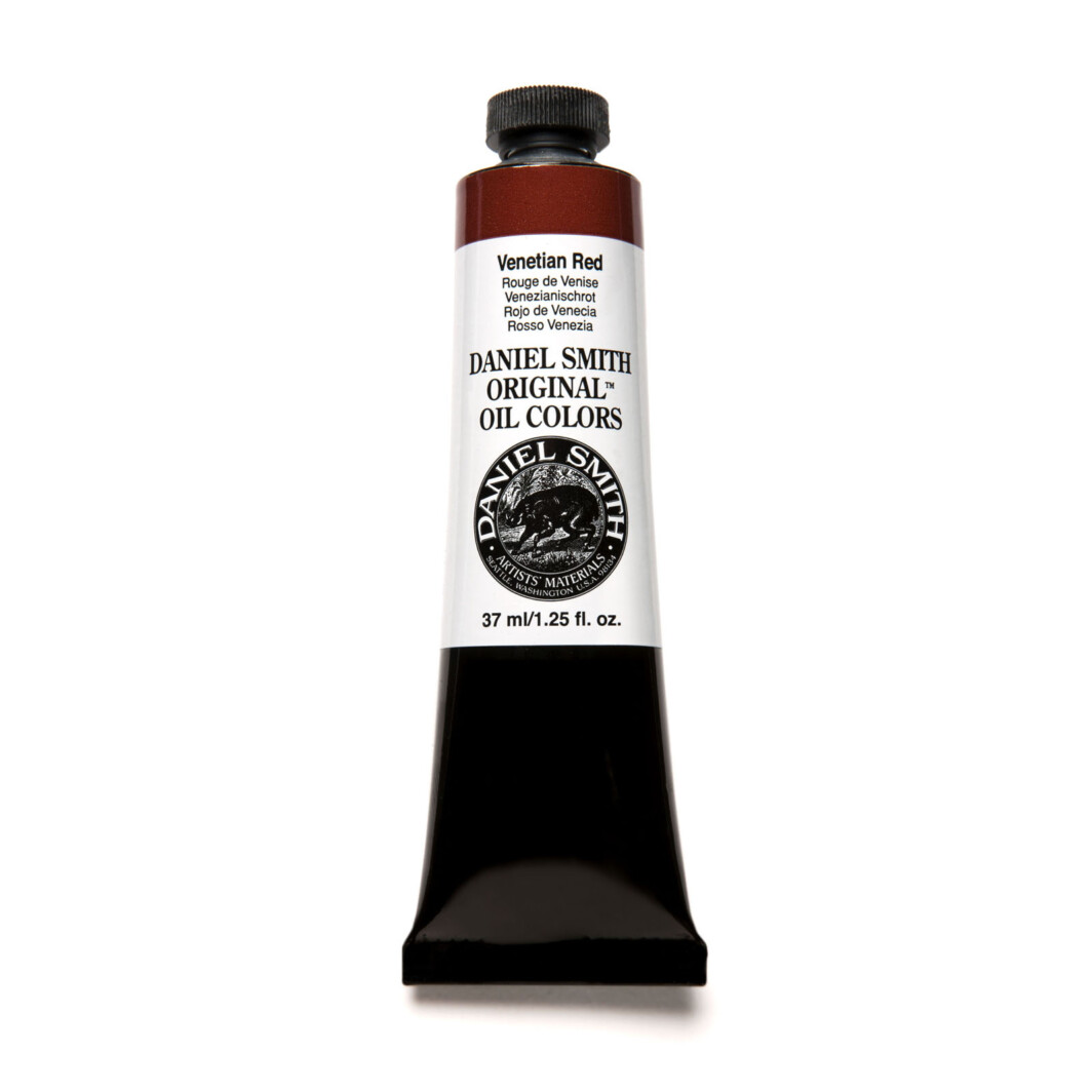 Daniel Smith Original Oil Color 37ml Paint Tube Venetian Red-0