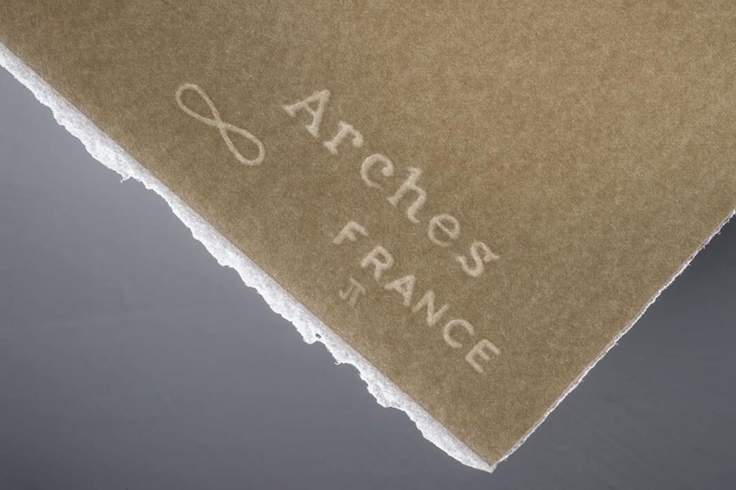 """Arches Watercolor Paper Block, Cold Press, 12"""" x 16"""", 140 pound-6681"""